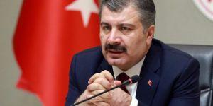 """Sağlık Bakanı Koca: """"Zor olan hastalığa yakalandıktan sonra mücadele etmektir"""""""