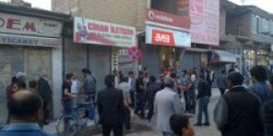 Erciş'te sopalı ve kerpetenli kavga