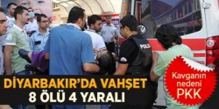 Diyarbakır Hazro'daki kavganın nedeni PKK! video