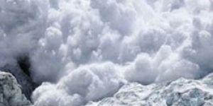 Bingöl Adaklı'da ahırın üzerine çığ düşmesi sonucu 130 hayvan telef oldu