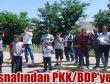 Hani Esnafından PKK/BDP'ye Tepki