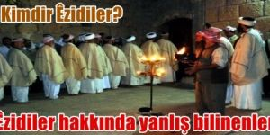Yezidiler kimdir?