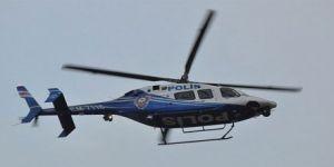 Niğde'de helikopter kazası: 1 polis hayatını kaybetti