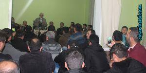 Umut-Der, Antalya'da şehadet programı düzenledi