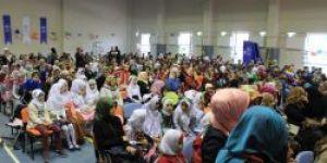 Suriyeli mültecilere yönelik kutlu doğum etkinliği düzenlendi