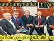 Davutoğlundan çelişkili Hizbullah açıklaması