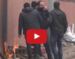 Çınar'daki bombalı saldırı
