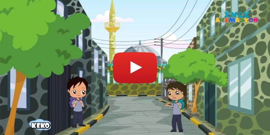 Keko-doğruluk ve dürüstlük çizgi film