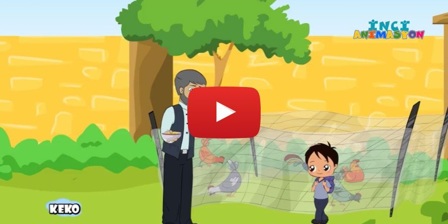Keko-danışma çizgi film
