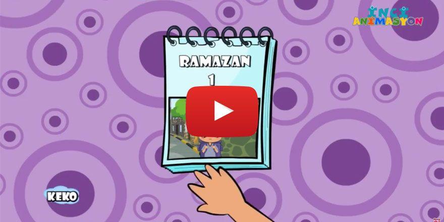 Keko-ramazan günlügü çizgi film