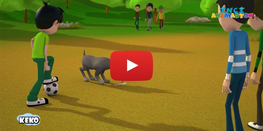 Keko-keko ve cesaret ahlakı çizgi film