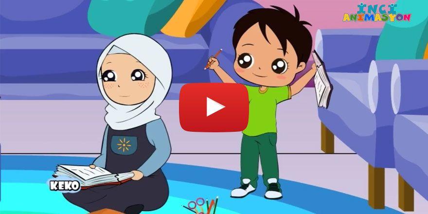 Keko-salavat yarışması çizgi film