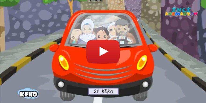 Keko-hediye papağan çizgi film