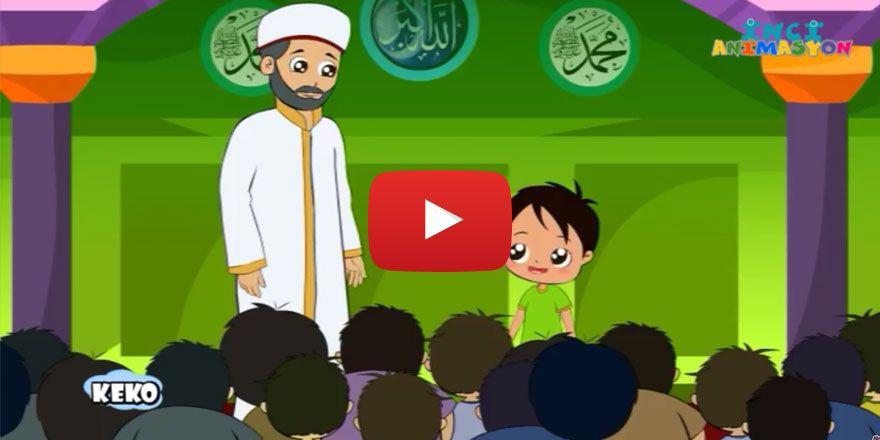 Keko-keko ramazanda çizgi film