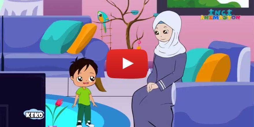 Keko-ramazan orucu çizgi film