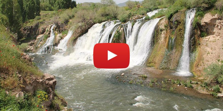 Serinlemek ve huzur bulmak için mutlaka Muradiye Şelalesi'ni ziyaret edin