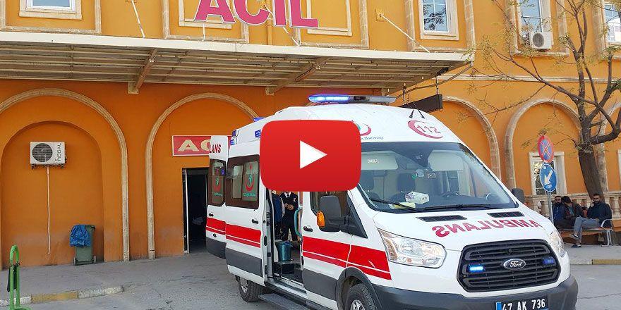 Mardin Kızıltepe'de TIR'ın çarptığı adam hayatını kaybetti