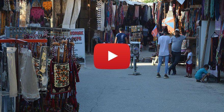 Hasankeyf'i görmek isteyen yerli yabancı turistler akın etti