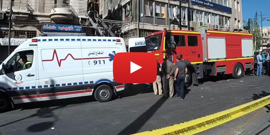 Amman'da patlama 2 ölü