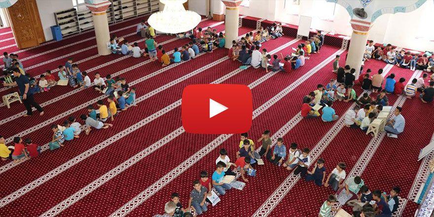 Kur'an eğitimi önemli bir hizmettir
