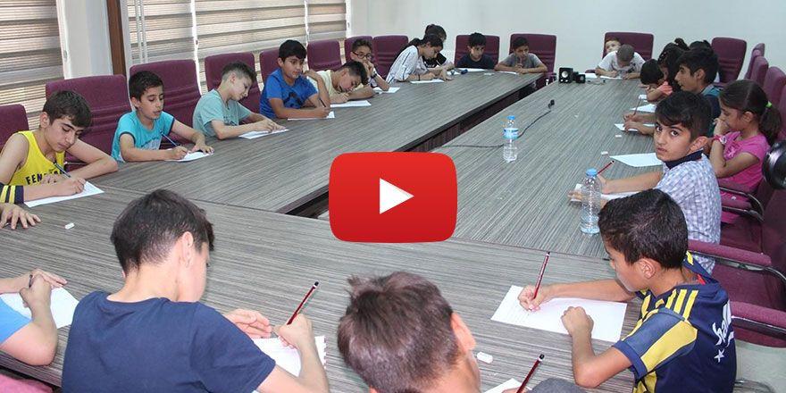 Siirtli çocukların dilinden 15 Temmuz darbe girişimi