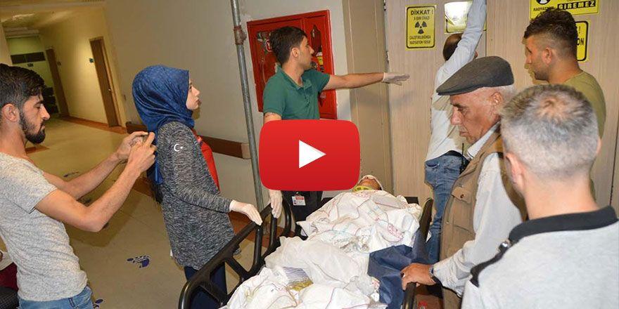 PKK'nin bıraktığı patlayıcı bir çocuğun yaralanmasına neden oldu