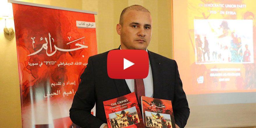 PKK/PYD'nin zulümlerini yazdığı kitapla ortaya koydu
