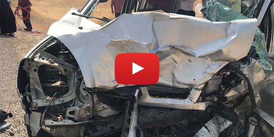 Diyarbakır-Bingöl Karayolunda trafik kazası: 2 ölü, 8 yaralı