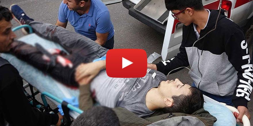 Diyarbakır'da bıçak darbesi alan öğrenci ağır yaralandı